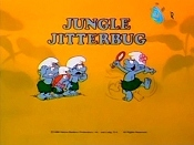 Jungle Jitterbugs Free Cartoon Picture
