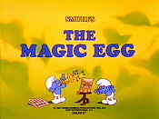 The Magic Egg Picture Into Cartoon