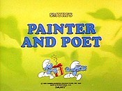 Painter And Poet Cartoon Picture