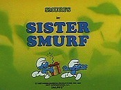 Sister Smurf Picture To Cartoon