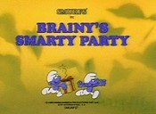 Brainy's Smarty Party Picture Of Cartoon