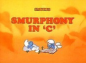 Smurphony In 'C' Cartoon Picture