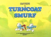 Turncoat Smurf Cartoon Picture