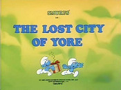 The Lost City Of Yore Picture Of Cartoon