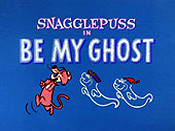 Be My Ghost Picture Of Cartoon