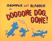 Doggone Dog, Gone The Cartoon Pictures