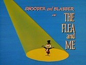 The Flea And Me Cartoons Picture