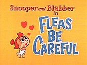 Fleas Be Careful Cartoon Picture