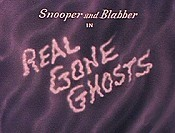 Real Gone Ghosts Picture Into Cartoon