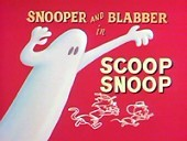Scoop Snoop Cartoon Picture