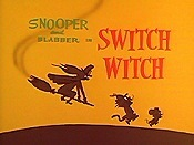 Switch Witch Cartoon Picture