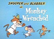Monkey Wrenched Cartoon Pictures