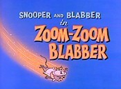 Zoom-Zoom Blabber Cartoon Picture
