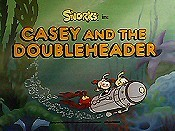Casey And The Doubleheader Pictures To Cartoon