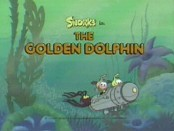 The Golden Dolphin Cartoon Character Picture