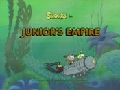 Junior's Empire Pictures In Cartoon