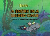 A Snork In A Gilded Cage Pictures Cartoons