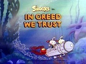 In Greed We Trust Picture Into Cartoon