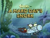 A Hard Days Snork Pictures To Cartoon