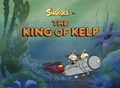 The King Of Kelp Cartoon Picture