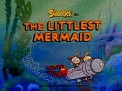 The Littlest Mermaid Pictures In Cartoon
