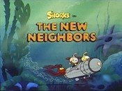The New Neighbors Cartoon Character Picture