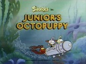 Junior's Octopuppy Cartoon Pictures