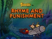 Rhyme And Punishment Picture Into Cartoon