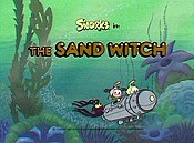 The Sand Witch Pictures In Cartoon