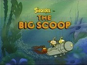 The Big Scoop Cartoon Character Picture