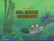 Sea Shore Sideshow Pictures In Cartoon