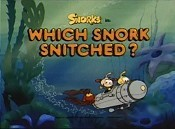 Which Snork Snitched? Cartoon Character Picture