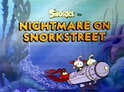 Nightmare On Snorkstreet Picture Into Cartoon