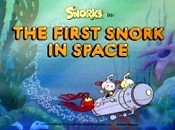 The First Snork In Space Cartoon Picture