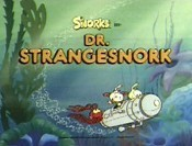 Dr. Strangesnork Cartoon Picture