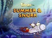 Summer & Snork Pictures In Cartoon