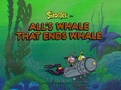 All's Whale That Ends Well Cartoon Character Picture