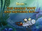 The Whole Toot And Nothing But... Cartoon Picture