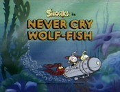 Never Cry Wolf-Fish Pictures To Cartoon