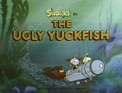 The Ugly Yuckfish Cartoon Picture
