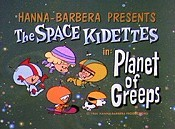 Planet Of Greeps Free Cartoon Picture