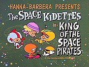 King Of The Space Pirates Picture Into Cartoon