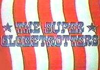 The Super Globetrotters Vs. Bullmoose Cartoon Picture