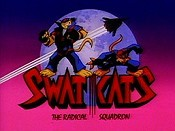 The Dark Side Of The Swat Kats Cartoon Picture