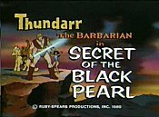 Secret Of The Black Pearl Cartoon Picture