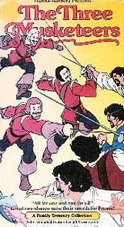 The Three Musketeers Cartoon Picture