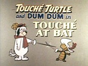Touch� At Bat Pictures In Cartoon