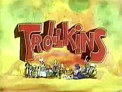 Trolltown Meets Kling Klong Cartoon Character Picture