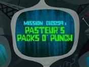 Pasteur Packs O' Punch