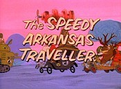 The Speedy Arkansas Traveller Cartoon Picture